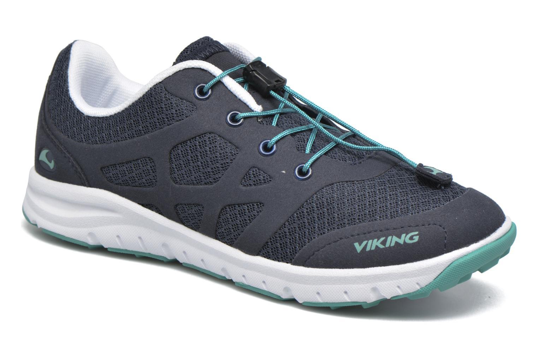 Chaussures de sport Viking Saratoga II Bleu vue détail/paire