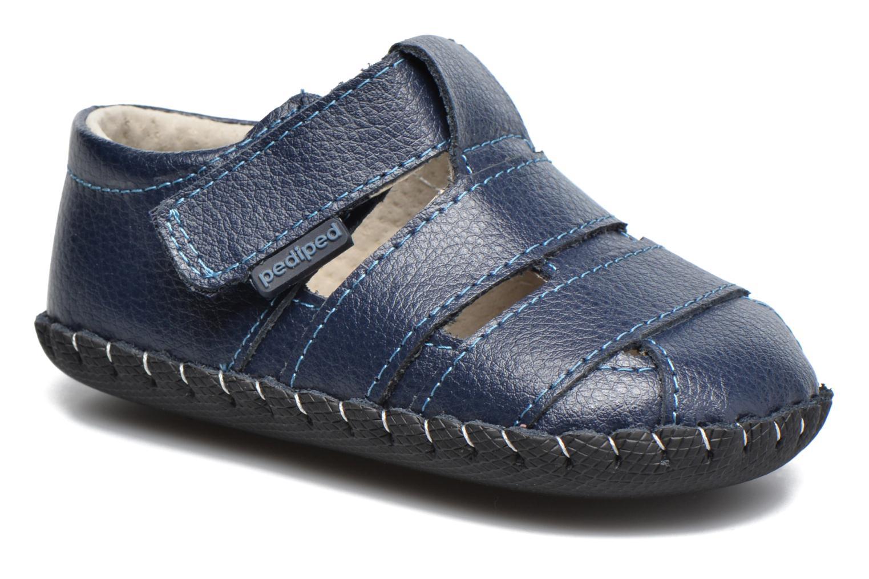 Pantofole Pediped Ross Azzurro vedi dettaglio/paio