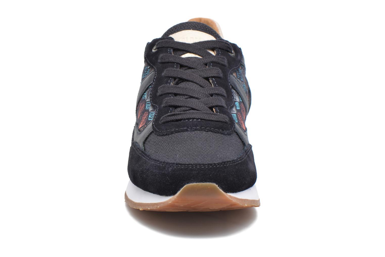 Sneakers P-L-D-M By Palladium Segundo Mix W Azzurro modello indossato