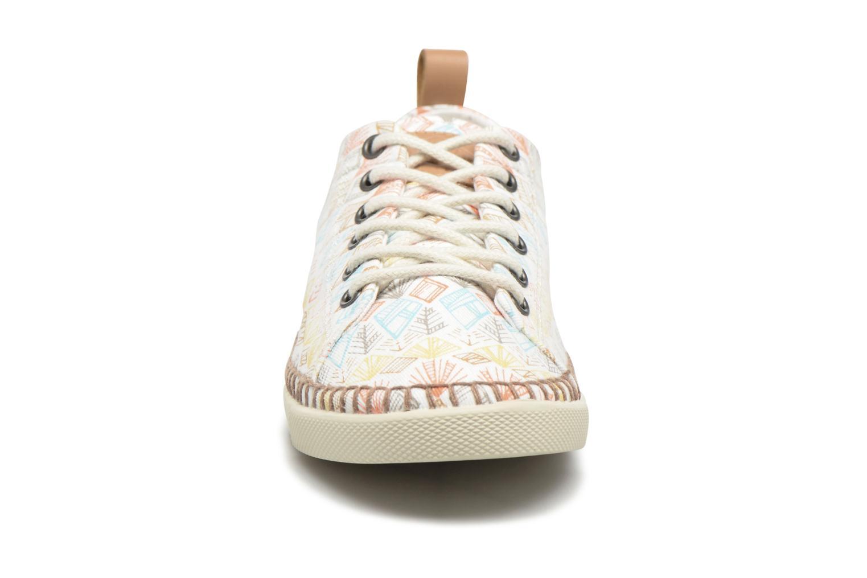 Baskets P-L-D-M By Palladium Bel Twl Print Blanc vue portées chaussures