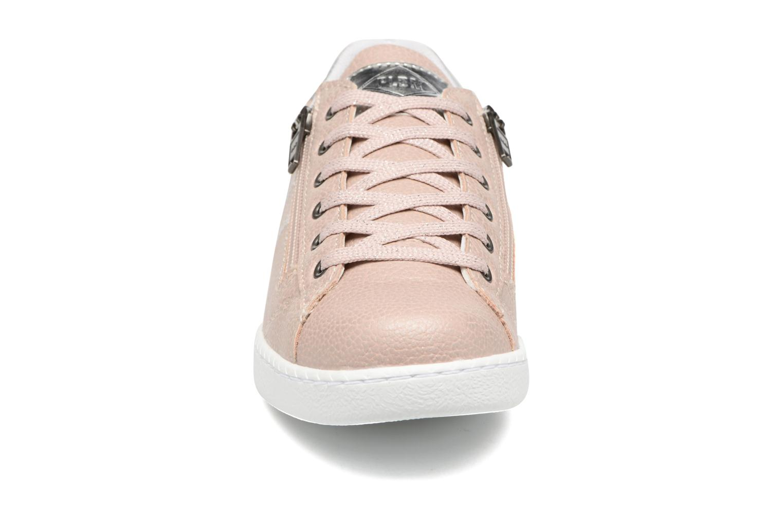Baskets P-L-D-M By Palladium Malo Bkl Rose vue portées chaussures