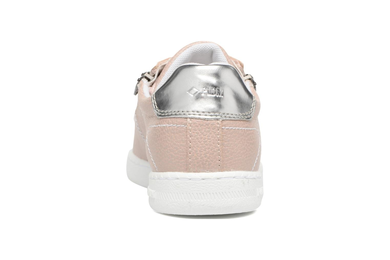 Baskets P-L-D-M By Palladium Malo Bkl Rose vue droite