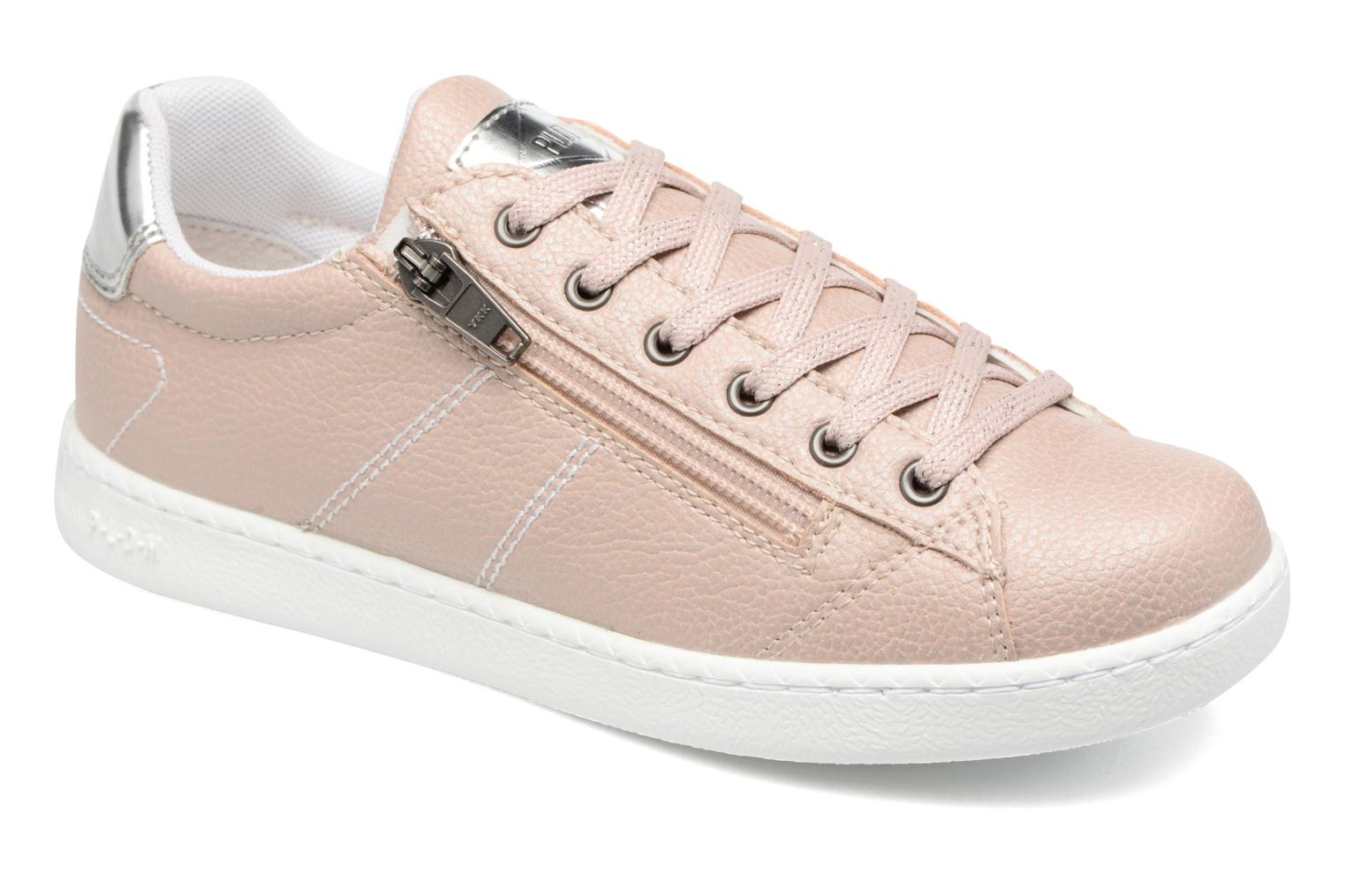 Baskets P-L-D-M By Palladium Malo Bkl Rose vue détail/paire