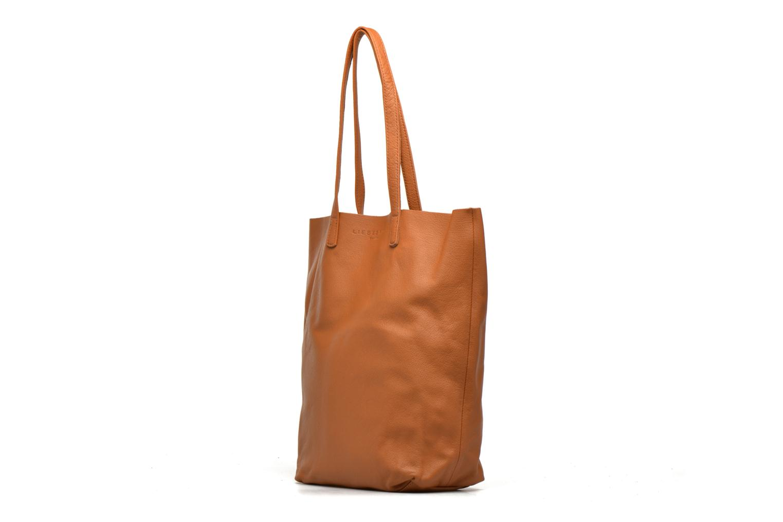 Handtaschen Liebeskind Berlin Viki braun schuhe getragen