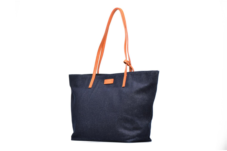 Handtaschen Loxwood Shopper blau schuhe getragen