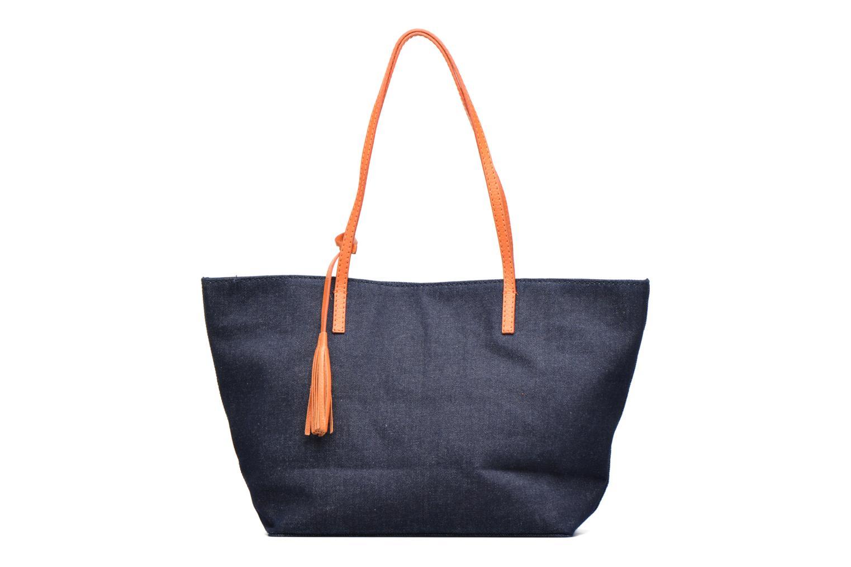 Handtaschen Loxwood Shopper blau ansicht von vorne