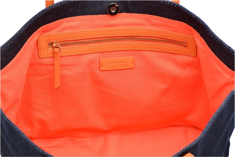Handtaschen Loxwood Shopper blau ansicht von hinten