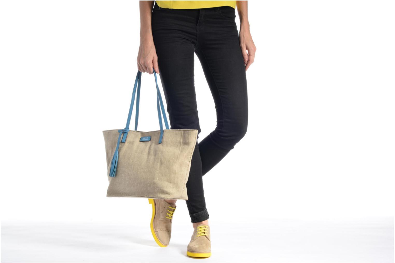 Handtaschen Loxwood Shopper blau ansicht von oben
