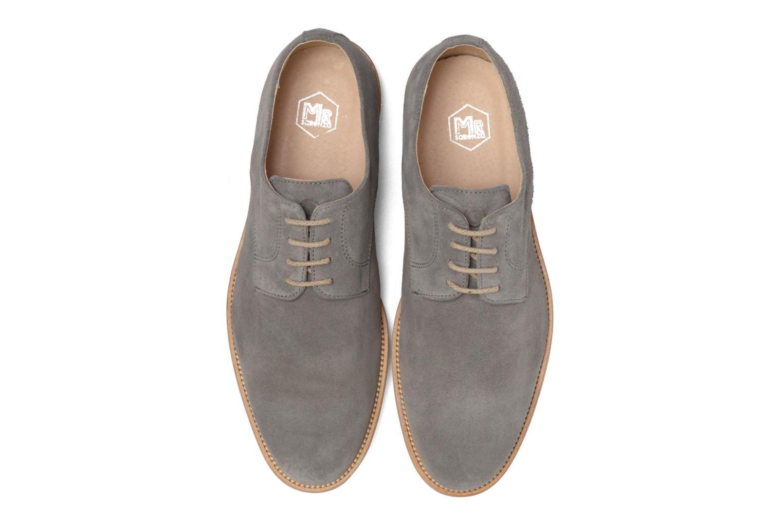 Chaussures à lacets Mr SARENZA Calgary Gris vue portées chaussures