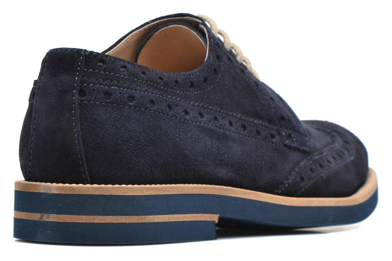 Scarpe con lacci Mr SARENZA Coquitlam Azzurro immagine frontale