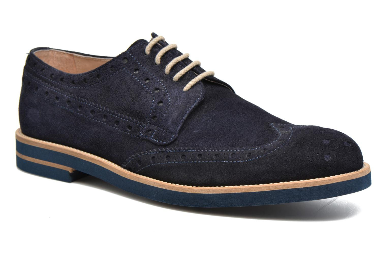 Scarpe con lacci Mr SARENZA Coquitlam Azzurro immagine destra
