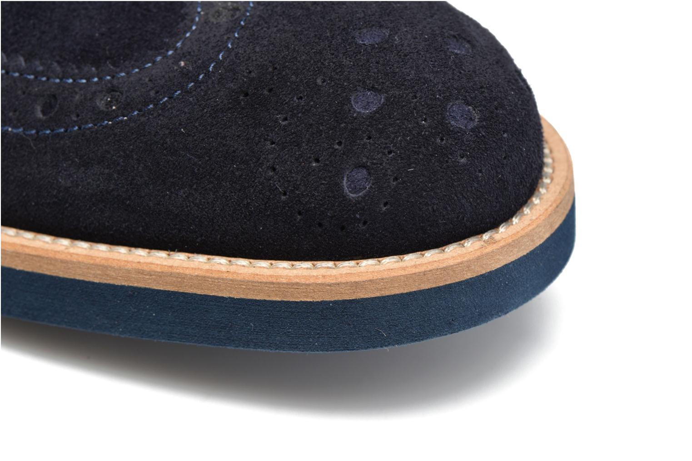 Scarpe con lacci Mr SARENZA Coquitlam Azzurro immagine sinistra