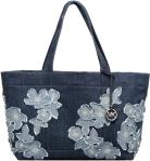 DENIM ITEM XL TOTE