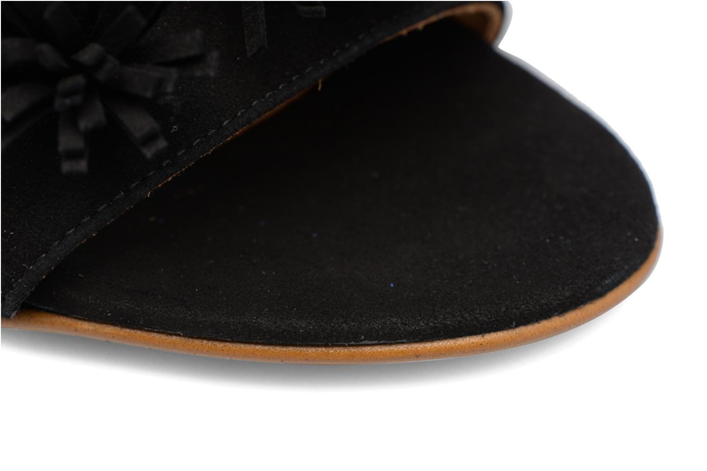 Sandales et nu-pieds Made by SARENZA Frida Banana #16 Noir vue gauche