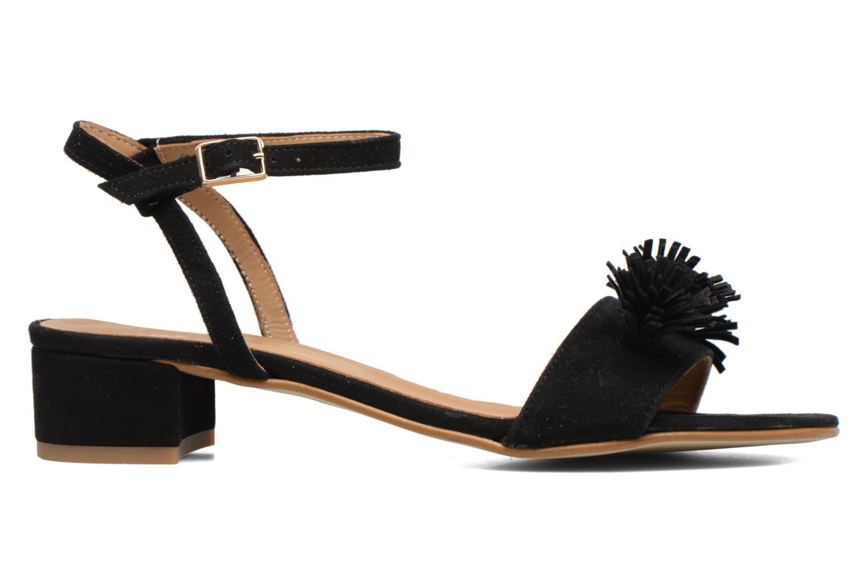 Sandales et nu-pieds Made by SARENZA Frida Banana #16 Noir vue détail/paire