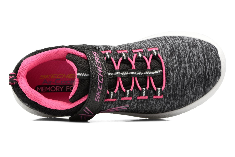 Burst Equinox Black/hot pink