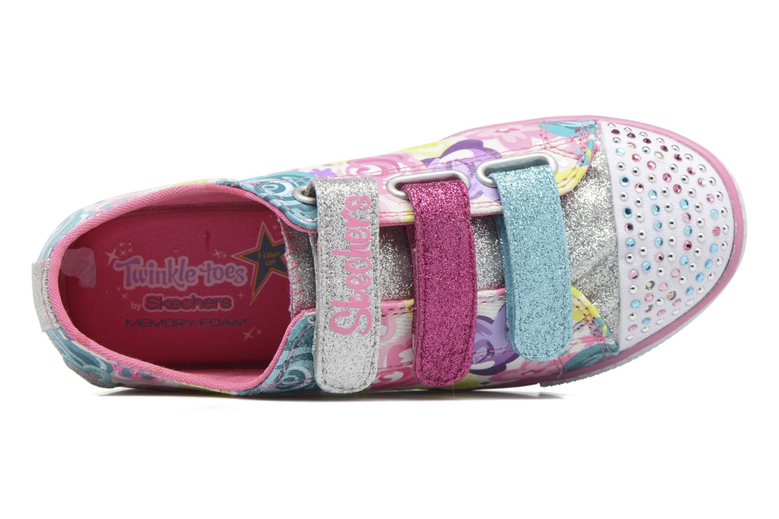 TwinkleChit Chat Glamour Glore White/multicolor