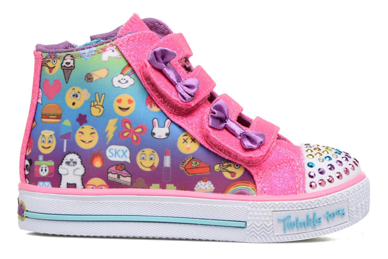 Sneakers Skechers Shuffles Baby Talk Multicolore immagine posteriore
