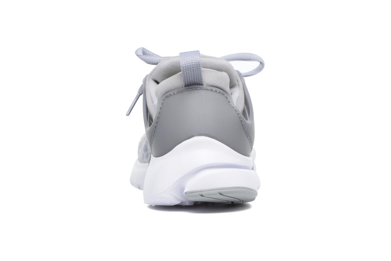 Sneaker Nike Nike Presto Br (Gs) grau ansicht von rechts
