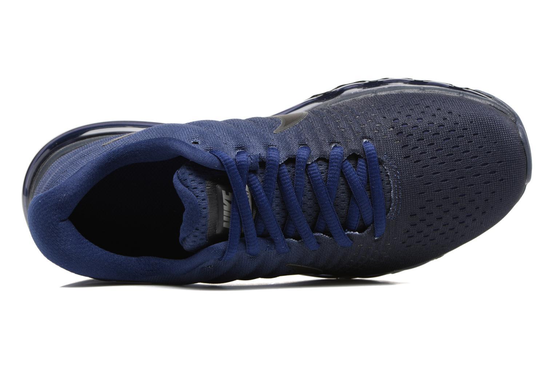 Baskets Nike Nike Air Max 2017 (Gs) Bleu vue gauche