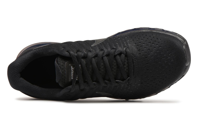 Baskets Nike Nike Air Max 2017 (Gs) Noir vue gauche