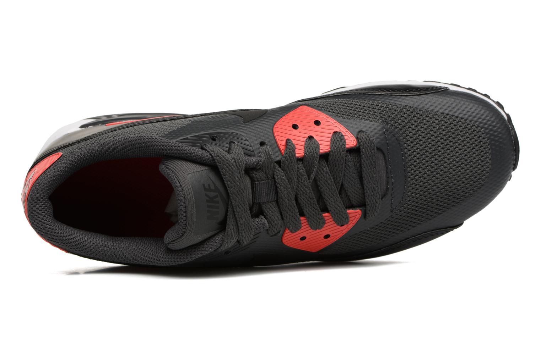 Baskets Nike Air Max 90 Ultra 2.0 (Gs) Gris vue gauche