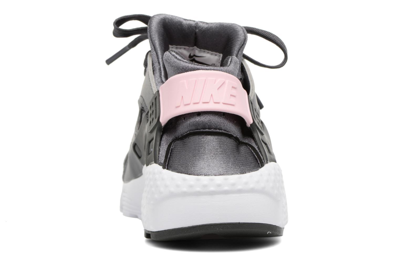 Baskets Nike Nike Huarache Run Se (Gs) Gris vue droite