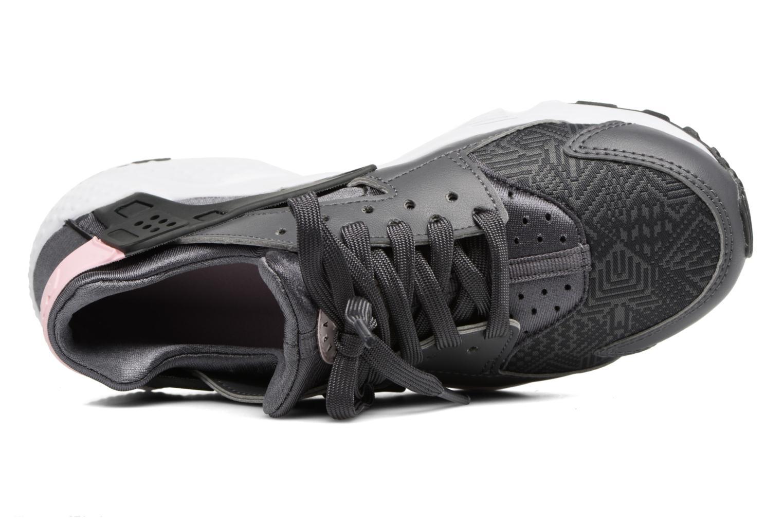 Baskets Nike Nike Huarache Run Se (Gs) Gris vue gauche