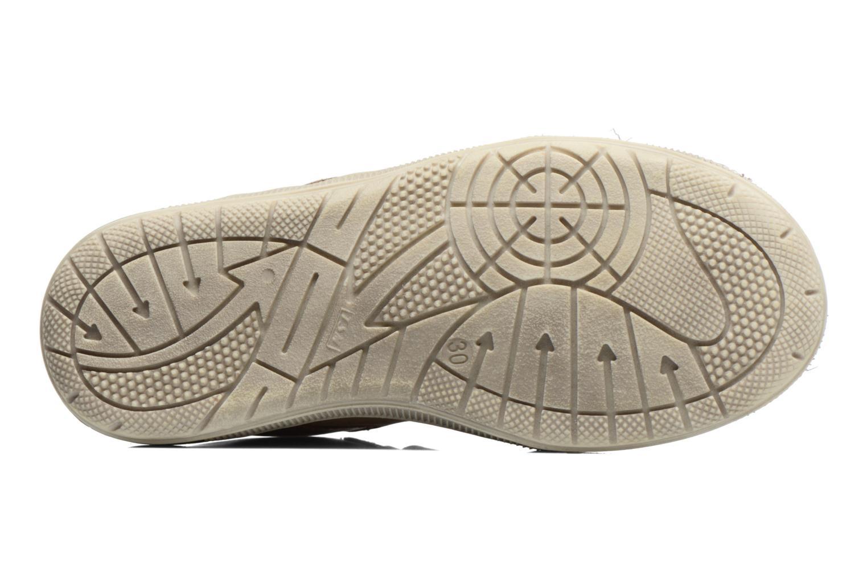 Sneakers Kickers Igorlow Beige se foroven