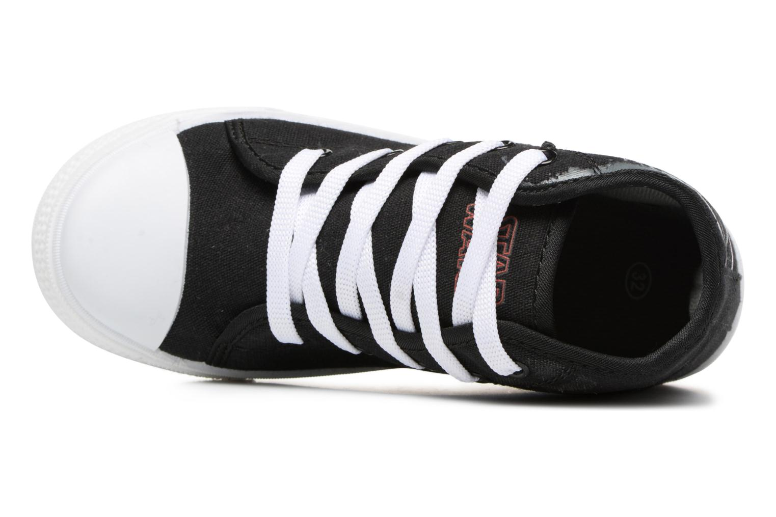 Trainers Star Wars Guri Star Wars Black view from the left