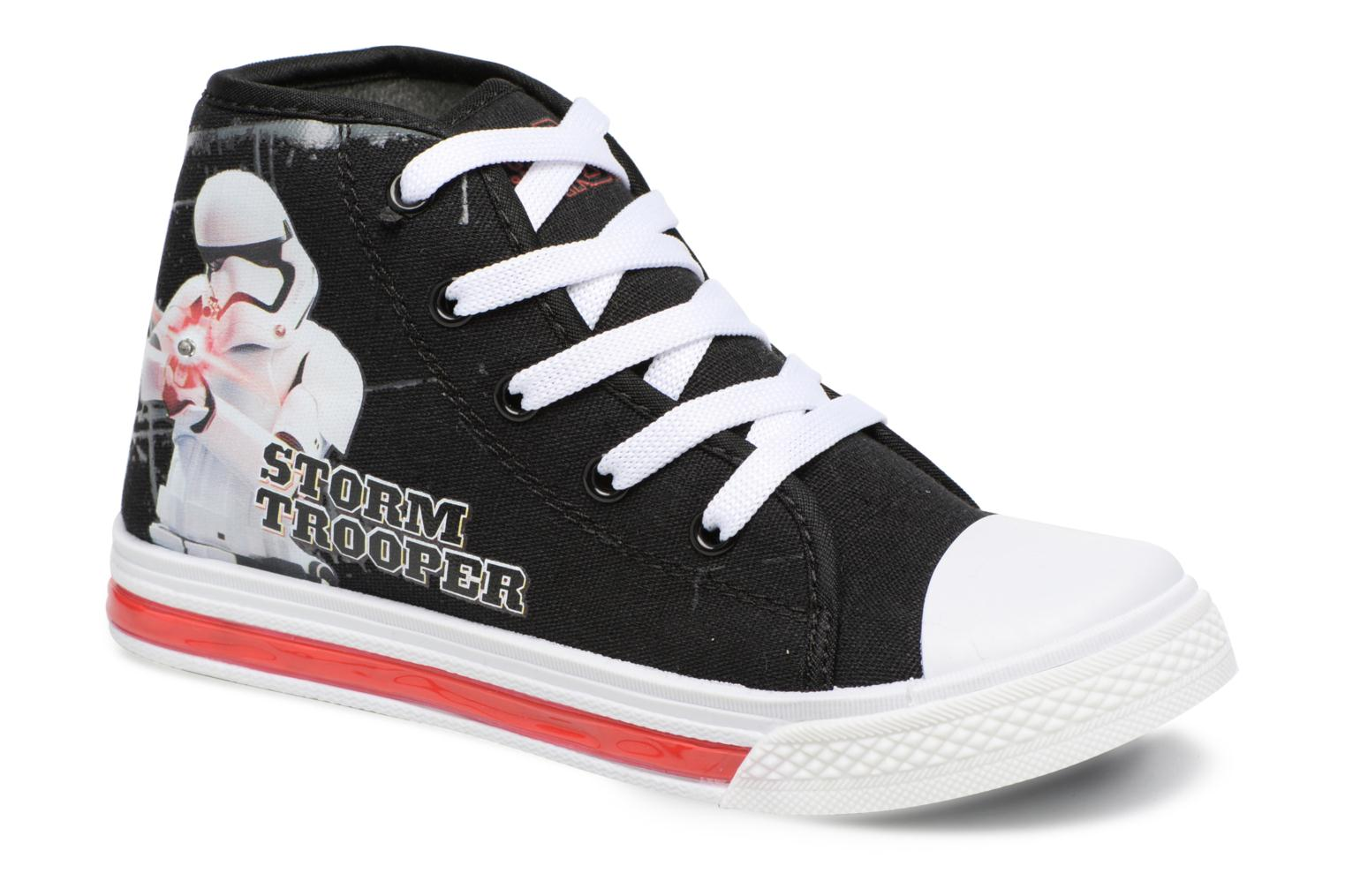 Baskets Star Wars Guri Star Wars Noir vue détail/paire