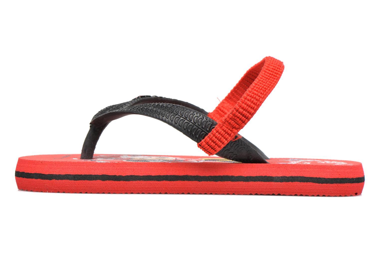 Flip flops Minnie Pipa Röd bild från framsidan