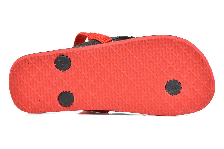 Flip flops Minnie Pipa Röd bild från ovan