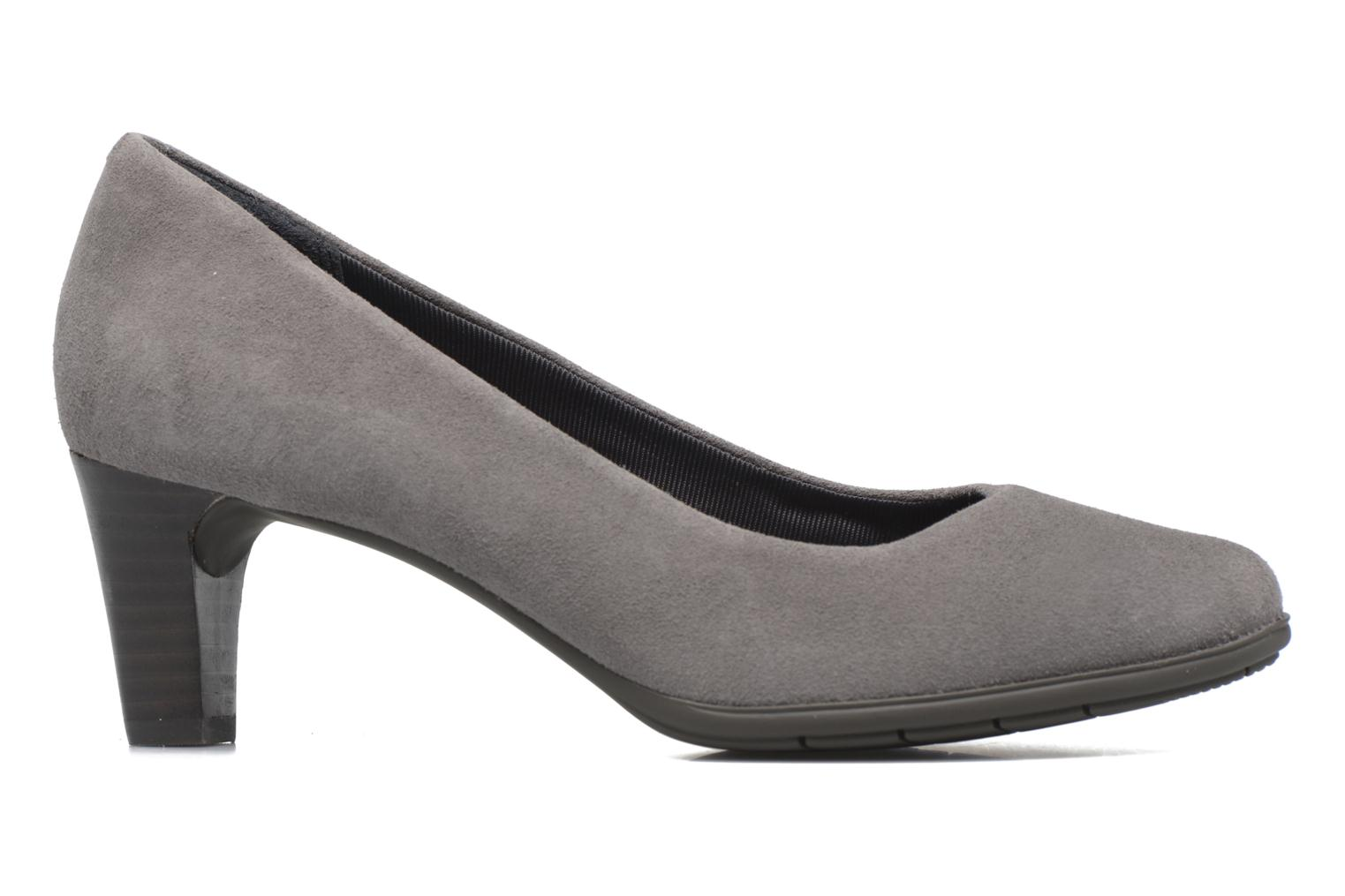 Pumps Rockport Melora Plain Pump Grijs achterkant