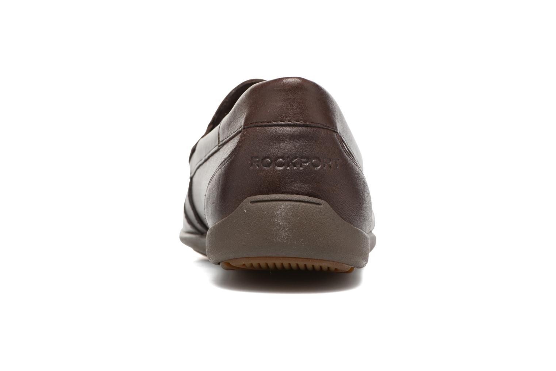Loafers Rockport Bl4 Venetian Brun Se fra højre
