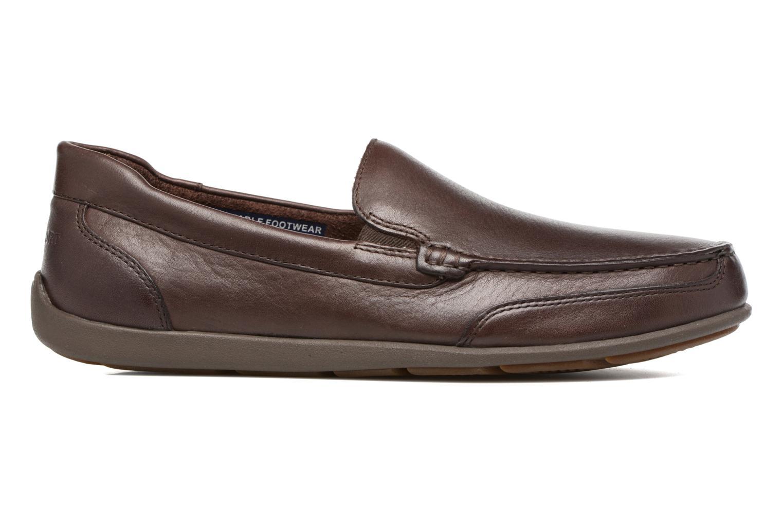 Loafers Rockport Bl4 Venetian Brun se bagfra