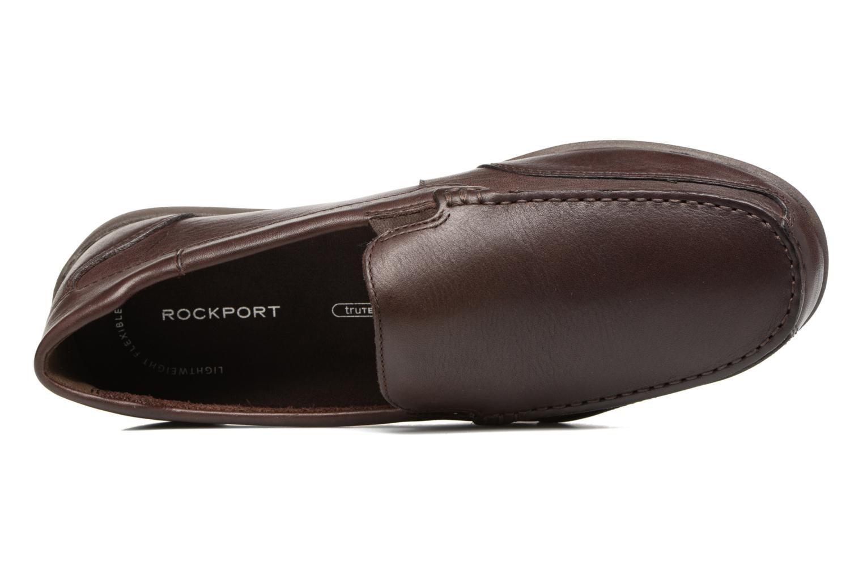 Loafers Rockport Bl4 Venetian Brun se fra venstre
