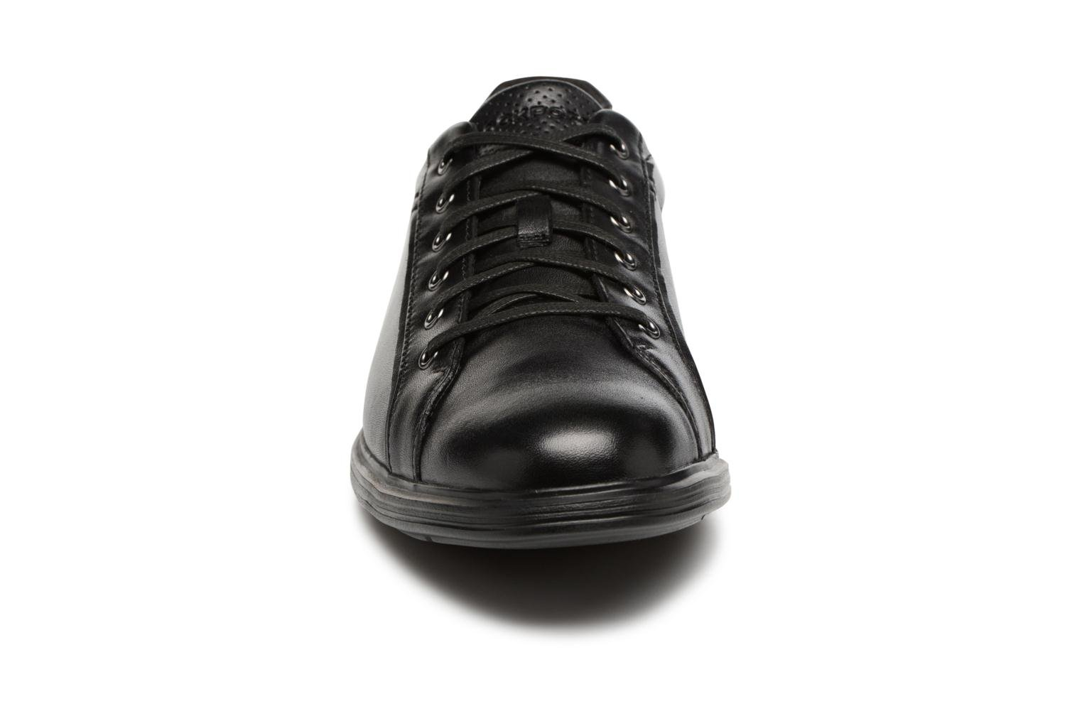 Dp2 Lite Lace Up Black 2 Leather