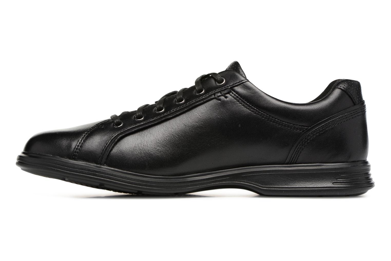 Chaussures à lacets Rockport Dp2 Lite Lace Up Noir vue face
