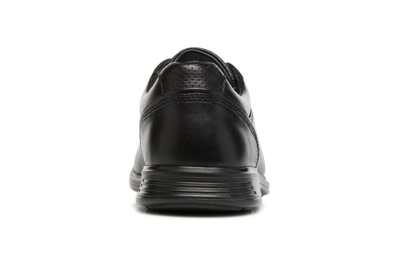 Chaussures à lacets Rockport Dp2 Lite Lace Up Noir vue droite