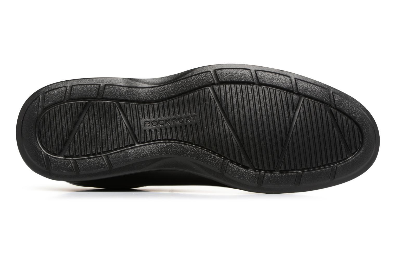 Chaussures à lacets Rockport Dp2 Lite Lace Up Noir vue haut