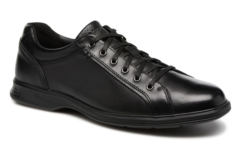 Chaussures à lacets Rockport Dp2 Lite Lace Up Noir vue détail/paire
