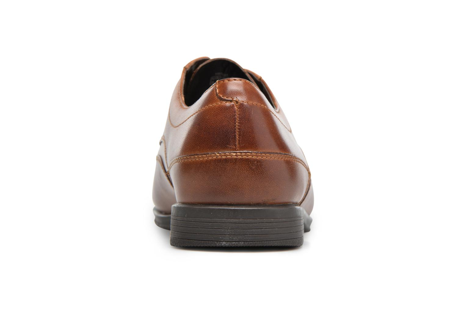 Sc Wingtip Brown leather