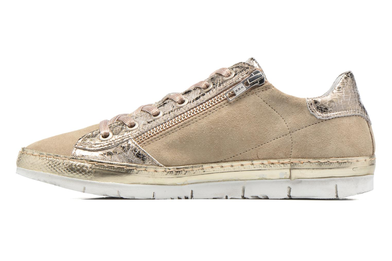 Sneaker Khrio Cristal beige ansicht von vorne