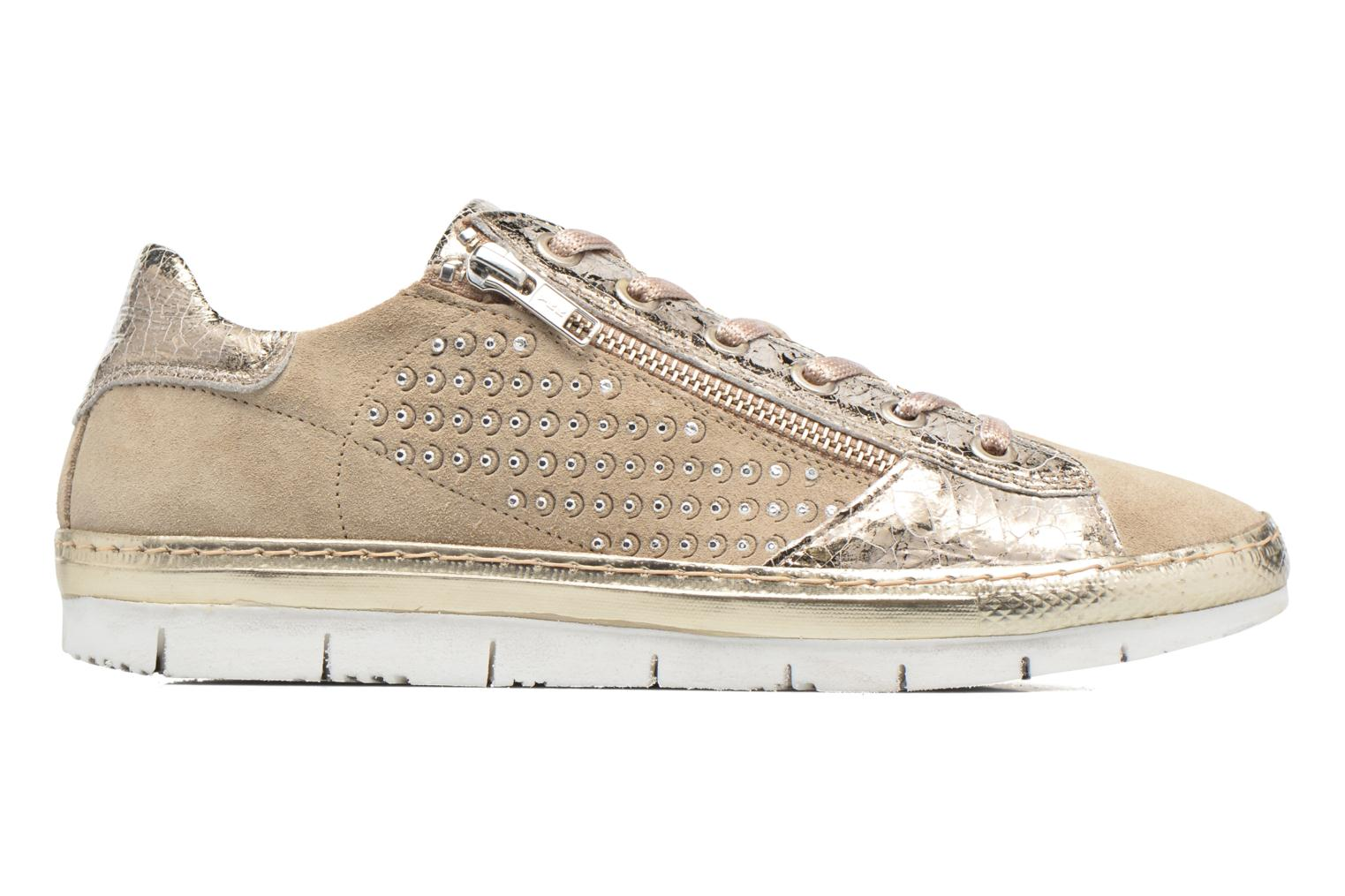 Trainers Khrio Cristal Beige back view