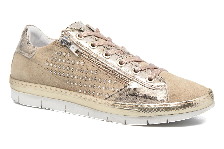 Sneakers Khrio Cristal Beige detail