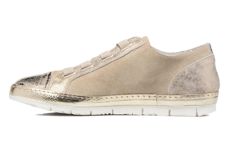 Sneakers Khrio Calcuta Beige voorkant