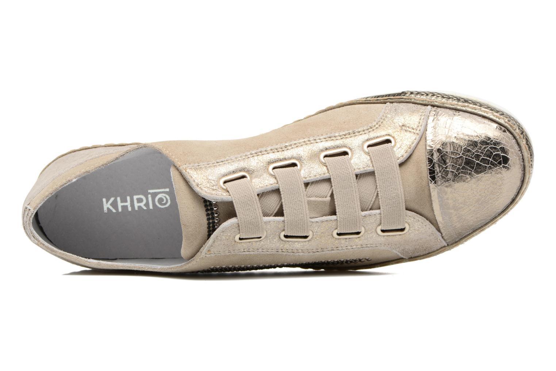 Sneakers Khrio Calcuta Beige links