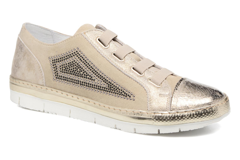 Sneakers Khrio Calcuta Beige detail