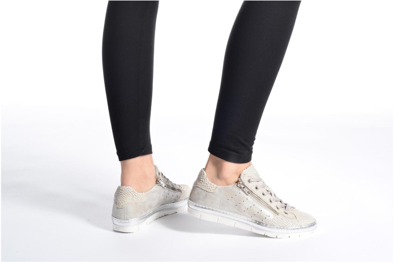 Sneakers Khrio Fiona Azzurro immagine dal basso